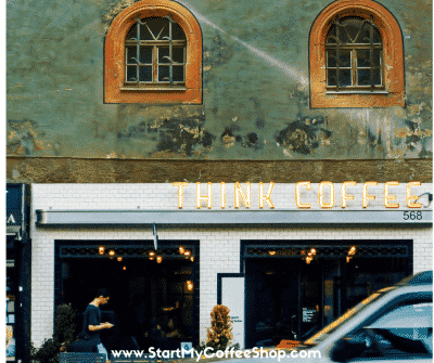 Key Considerations For The Design And Location Of A Successful Coffee Shop - www.StartMyCoffeeShop.com