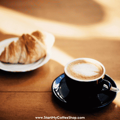 The Best Types of Food to Offer at Your Coffee Shop - www.StartMyCoffeeShop.com