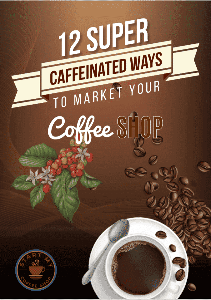 How to market your coffee shop eBook