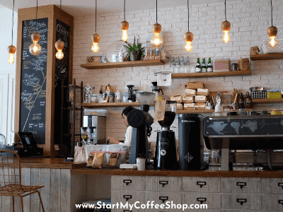 How to start a popup coffee shop