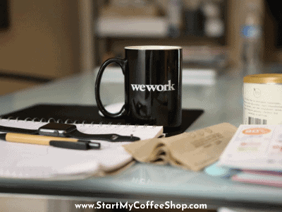 How to write your coffee shop executive summary.