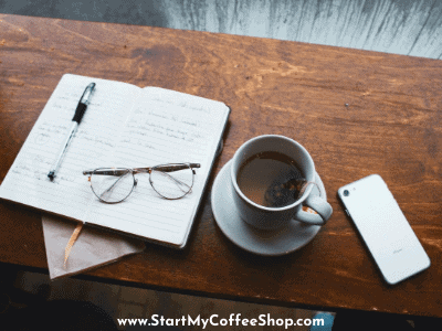 How to write your coffee shop executive summary