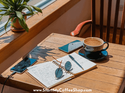 How To Write Your Coffee Shop Vision Statement.