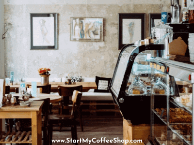 How To Layout The Perfect Coffee shop Floorplan