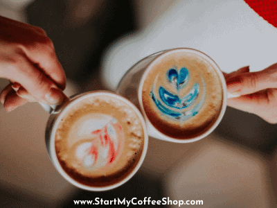 What makes a coffee shop successful