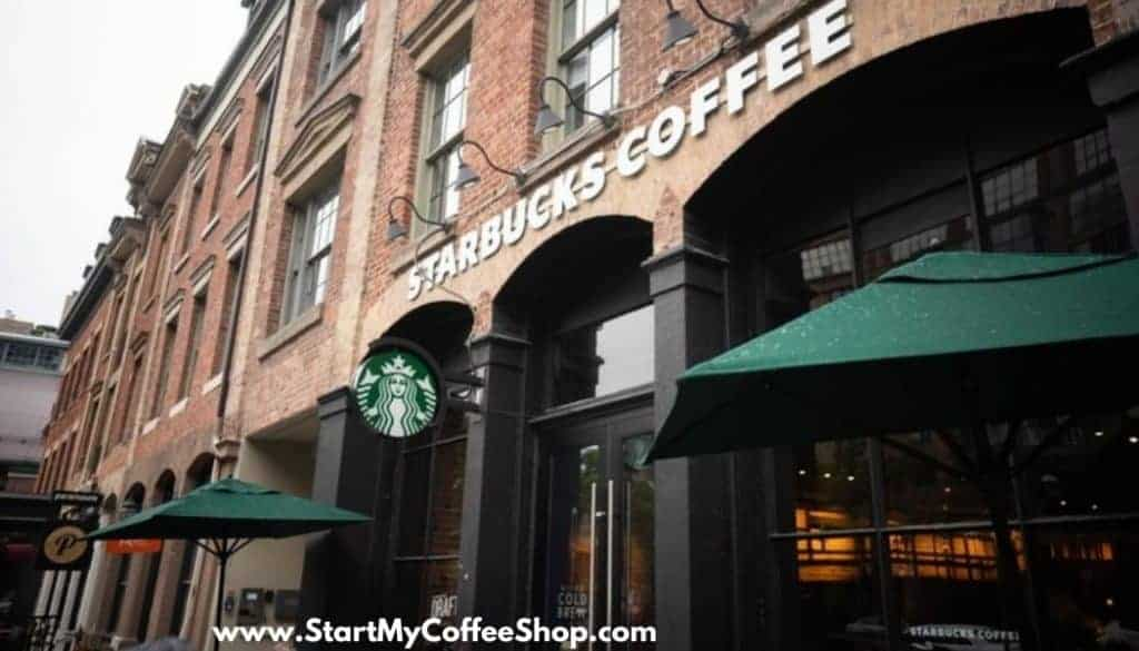 What Does it Cost to Own a Starbucks Franchise?