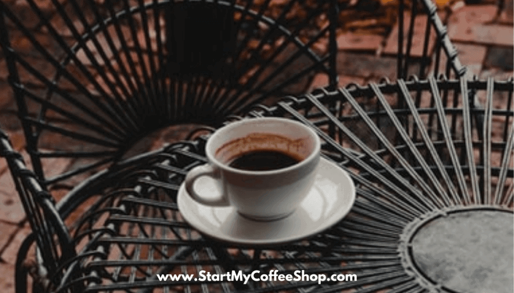 The pros and cons of owning a coffee cart