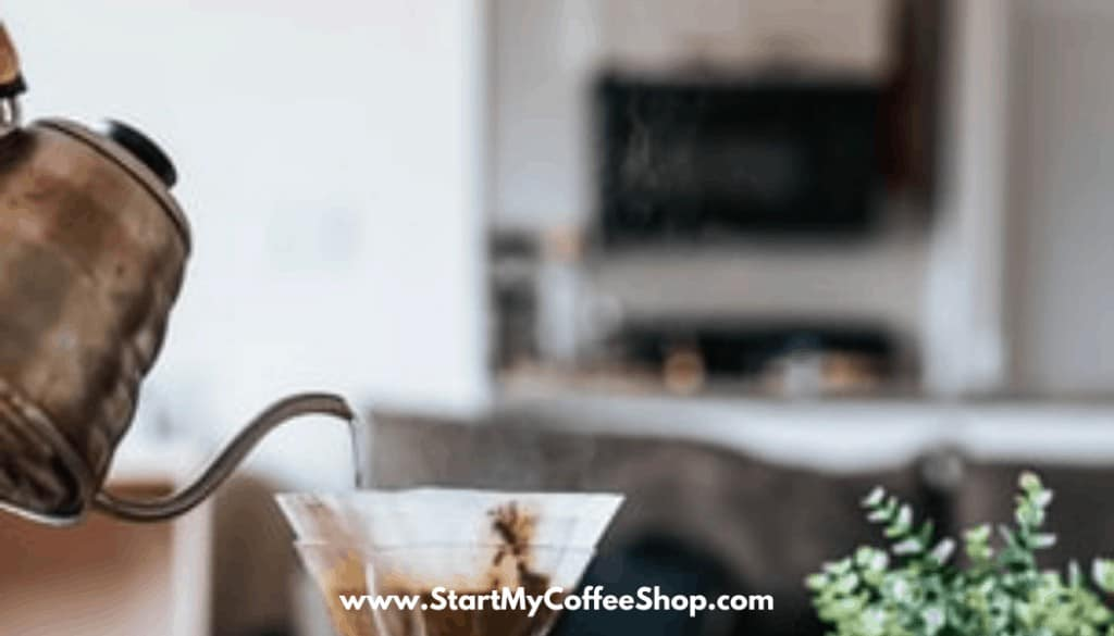 How Many Cups Of Coffee Does A Coffee Shop Sell Per Day?