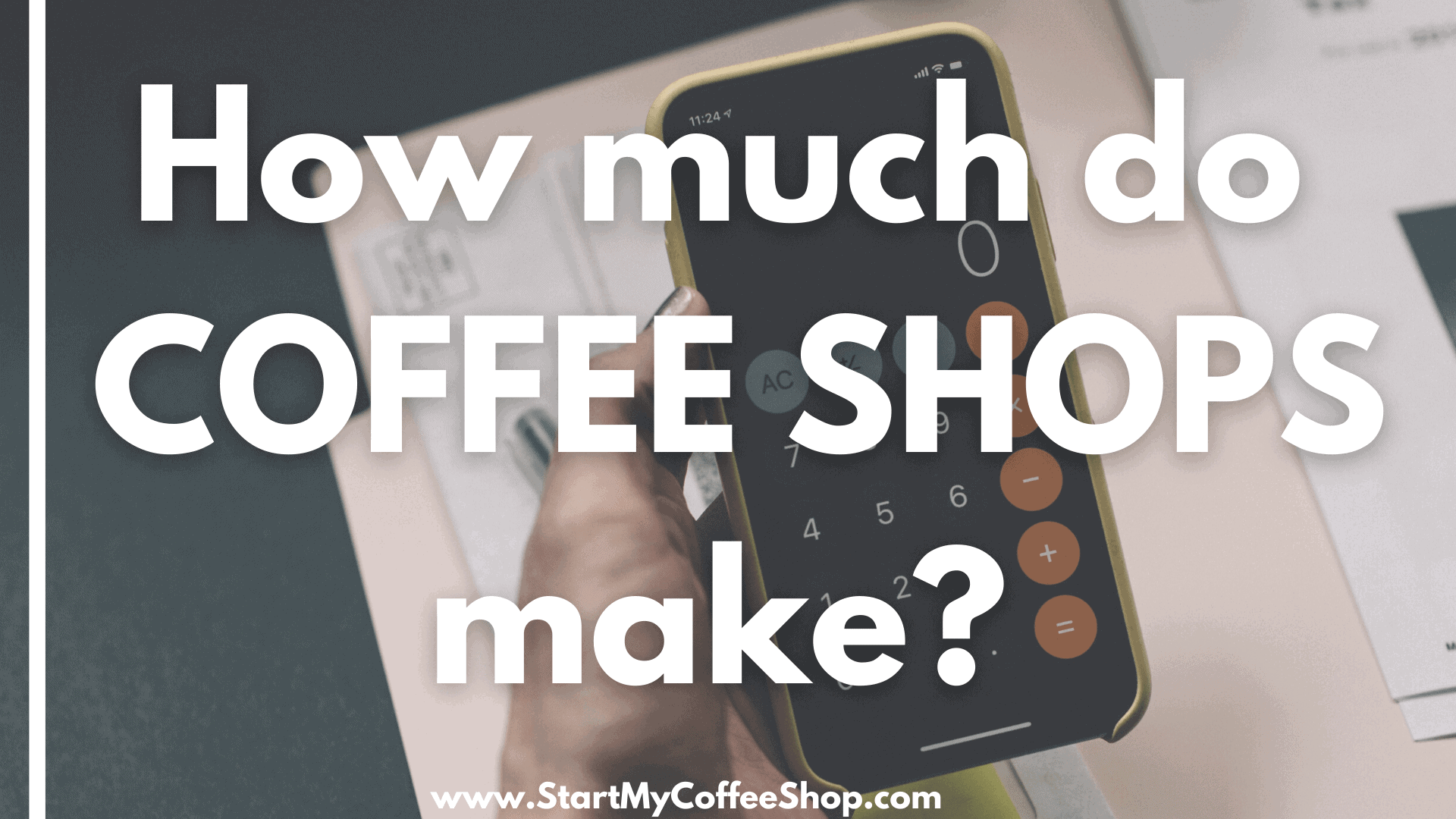 How Much Do Coffee Shops Make?