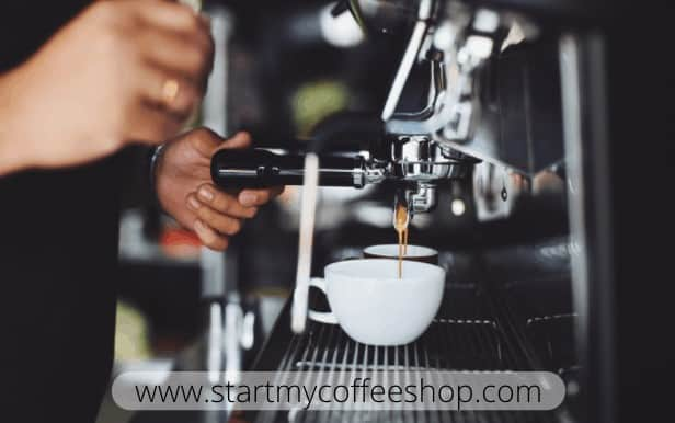 What is the Target Market of a Coffee Shop?
