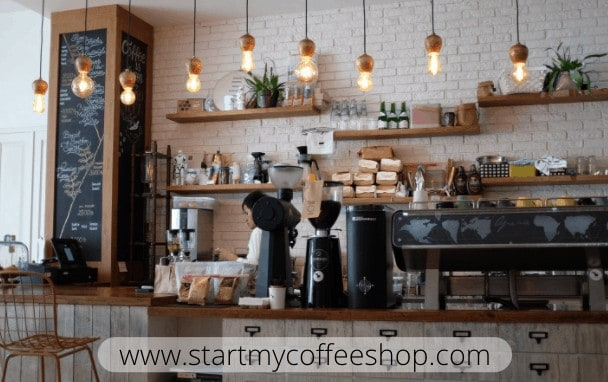 How Many Customers Does a Coffee Shop Get in a Day?