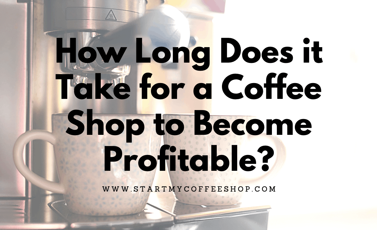 How Long Does it Take for a Coffee Shop to Become Profitable?