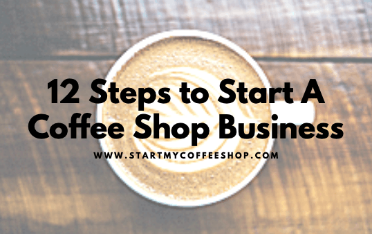 12 Steps To Start A Coffee Shop Business (Detailed Guide & Cost Breakdown)