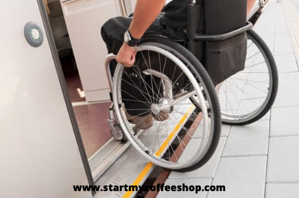 How To Make A Coffee Shop Wheelchair Friendly ( 5 Amazing Design Tips)